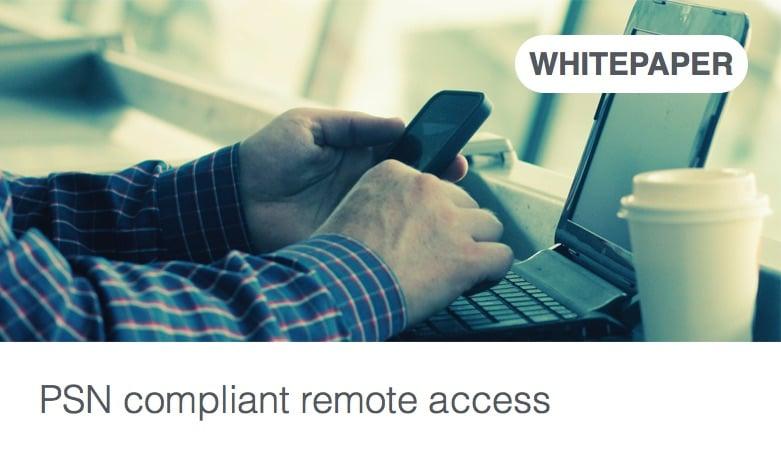 PSN compliant remote access