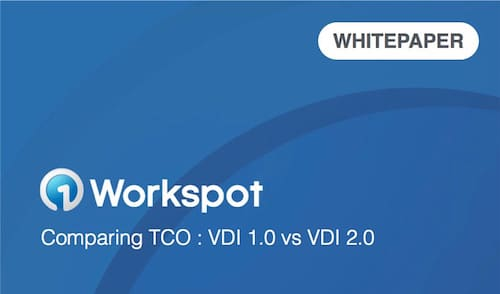 Workspot tco whitepaper