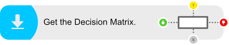 Link to download the App-V Decision Matrix.