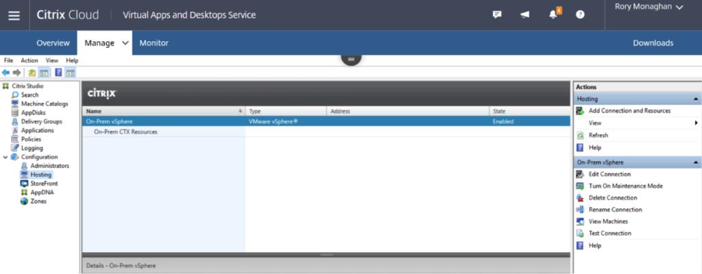 Citrix Cloud - Image Management Tools