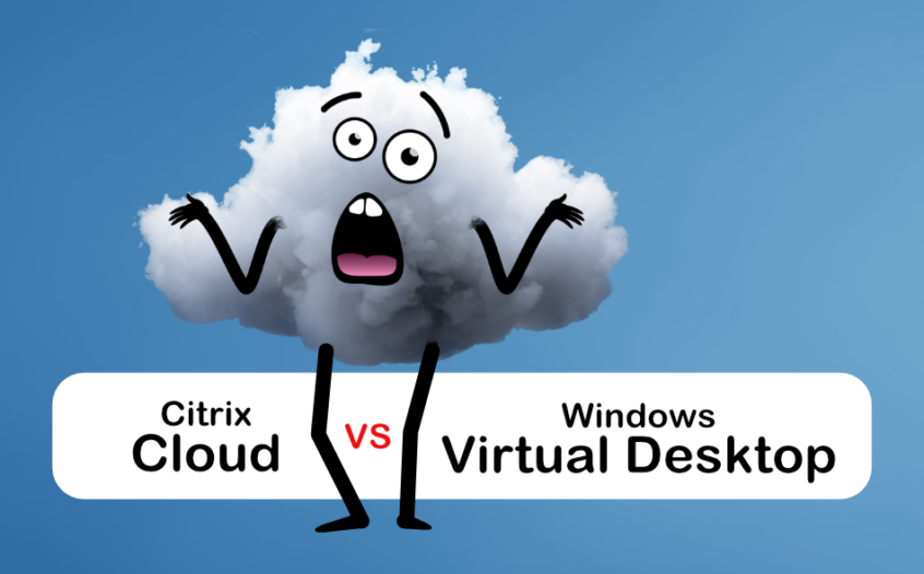 Citrix Cloud vs WVD
