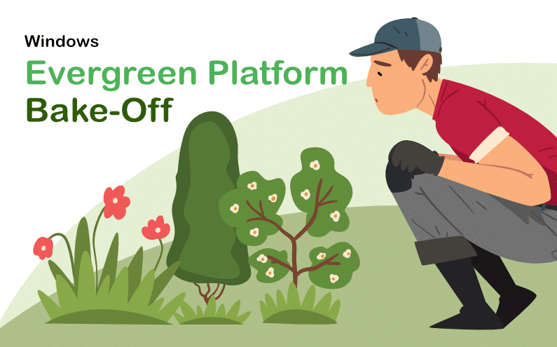 Evergreen-Platform-Bake-Off