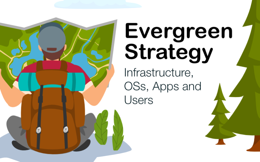 Evergreen Strategy for End User Computing