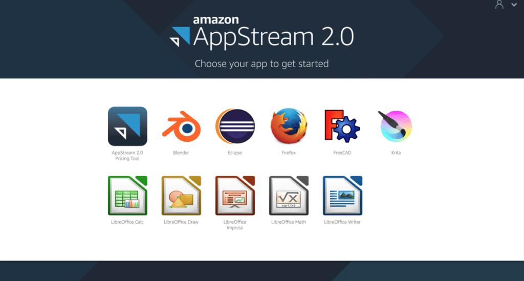 AWS App Stream